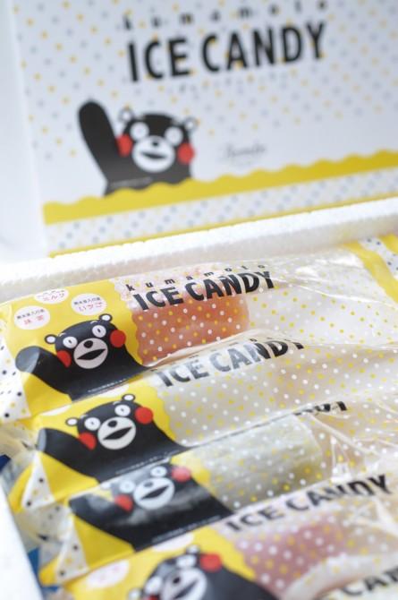 ボンブのくまもとアイスキャンディ